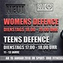 Women & Teen Defence Kurse!